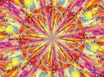 Kreis im Rechteck by artmagic