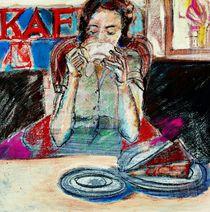 Im Cafe von Eva Demuth