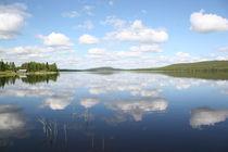 Wolkenspiel am Raanujärvi - Finnland by oktopus4