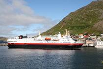 Hurtigrutenschiff MS Lyngen vormals MS Midnatsol by oktopus4