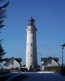 Leuchtturm Hirtshals Fyr - Dänemark by oktopus4