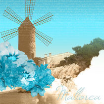 Reisetraum - XIII Mallorca von Katrin Parnitzke