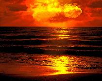 Extremer Sonnenuntergang von Matthias Rehme