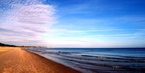 Weiter Strand von Matthias Rehme