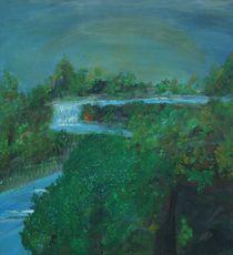 Flusslauf by Jochen Schmiedeck