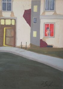 Hinterhausfenster von Jochen Schmiedeck