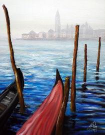 Venedig im Nebel by Wolfgang Rasputin