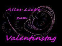 Valentinstag III von inti