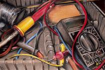 Werkzeugkoffer von Robert Glanz