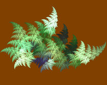 Blätterbusch by fraktalise