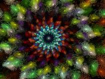 Blüte von fraktalise