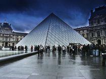 Blauer Louvre by alicante