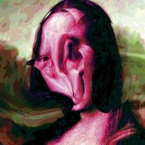 Zombie Mona Lisa von Rainar Nitzsche