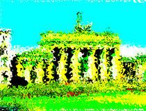 Brandenburger Tor von Rainar Nitzsche