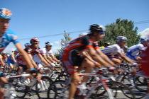 Fahrradrennen von Georg Portet