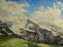 Zwischen den Wolken von Wilhelm Brück