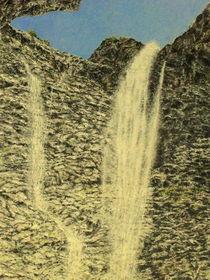 Wassersturz von Wilhelm Brück