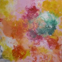 Tanz der Blumen  von Art of Irene S.