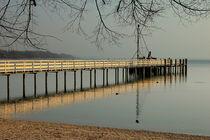 Seebrücke by Cornelia Greinke