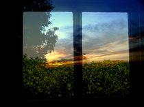 Fenster mit Ausblick by Cornelia Greinke