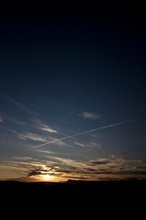 Sonnenuntergang in Island III by Michael Mayr