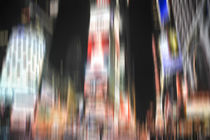 Times Square III by Michael Schickert
