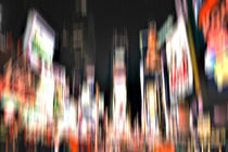 Times Square II by Michael Schickert