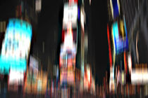 Times Square I by Michael Schickert