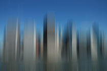 Skyline New York by Michael Schickert