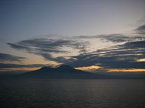 Vesuv im Morgenlicht by sow