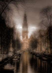 Amsterdam 01 by Tom Uhlenberg