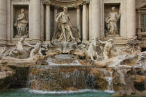 Fontana di Trevi II von Anja Abel