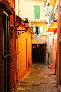 Rue Obscure II von Anja Abel