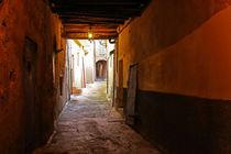 Rue Obscure III von Anja Abel