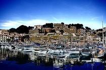 Port de Soller II by Anja Abel