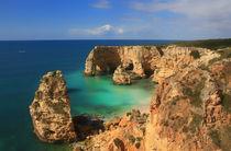 Praia da Marinha IV by Anja Abel