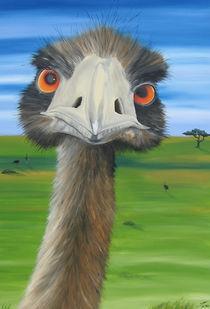 N´ Emu! by Daliah Sölkner