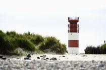Leuchtturm Helgoland by Michael Schickert