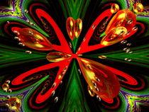 Blume der Kunst by Gabriele Nedilka