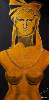 Goldene Schönheit by Maria Abt