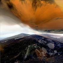 Geburt des Berges by Scheuer Alois