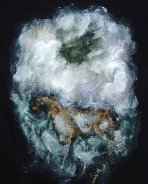 Epona by Gabriele Zedinger