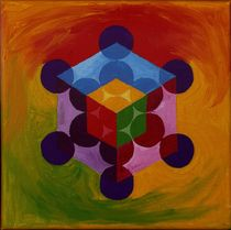 Metatrons Cube von lebensweg