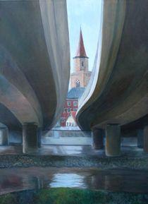 Ludwigsbrücke I by Barbara Stolzenhain
