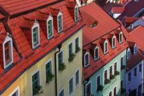 Rote Dächer von watzmann