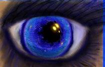 Blauauge -oculus by Beatrice Mock