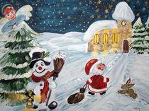 Weihnachtsgruß von elvi