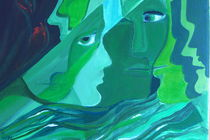 die Grünen by Azam Abrisham
