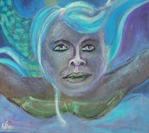 Mermaid von Ulrike Schwarz