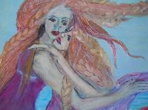 Zwei Nixen (Ausschnitt) von Ulrike Schwarz